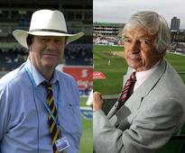 The birth of cricket's two most iconic voices