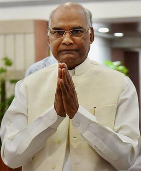 President Ram Nath Kovind to visit Jammu and Kashmir tomorrow