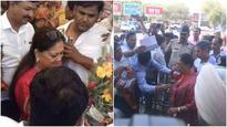 CM Vasundhara Raje raises poll fever in Marwar
