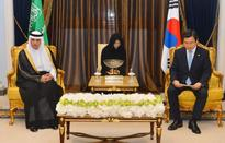 South Korean premier meets with Saudi foreign minister