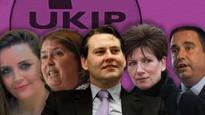 UKIP 'almost unravelling' amid Gill and leadership rows