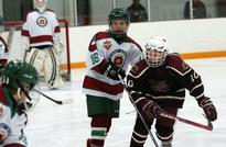 Peewee AA Petes eliminated in semi-finals