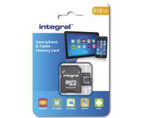 Integral 512GB microSDXC world's highest-capacity microSD card announced