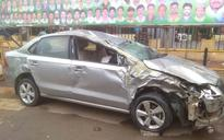 Bengaluru: Racing with friends, teen killed after car collides with divider