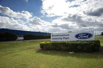 Ford to Shut Australia Plants After Nine Decades on Costs