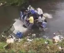Sinking 'M'sian VIP' video a hoax