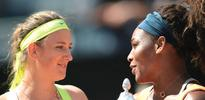 Serena speeds past Azarenka for Rome title