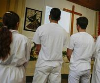 Muslims are converting to Christianity in Germany
