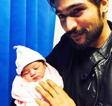 Mohammad Amir feels blessed. Here's why...