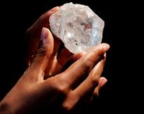The fifth biggest diamond in the planet's history has just been dug up