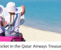 Book almost free flights in Qatar Airways Treasure Hunt!  (Postponed)