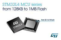 MCUs deliver energy efficiency in ARM Cortex-M4 Class