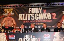 Wladimir Klitschko will knockout the fat, bigoted Tyson Fury
