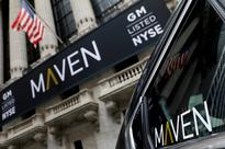 GM's Maven may compete with Lyft and Uber in ride services