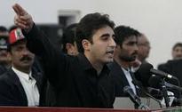 Bilawal vows to rid nation of Sharifs this year