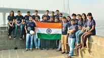 NMIMS engineering students make a mark at global platform
