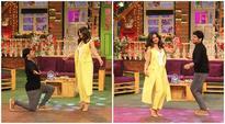 On Kapil Sharma's Show, Priyanka Chopra proves she is a desi girl. See pics