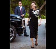 Queen Rania of Jordan Flaunted Dress By Indian Designer; Times When She Wowed With Her Beauty And Grace