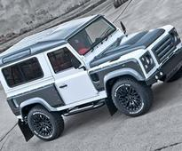 Two-Tone Defender by A. Kahn Design