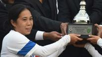 Oinam Bembem Devi 'Durga of Indian football' wins Arjuna Award