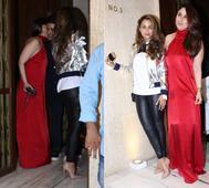 Kareena Kapoor steals everyone's thunder at Manish Malhotra's bash - News