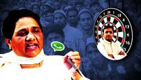 Mayawati's BSP has a new tool to woo Muslims. It's WhatsApp