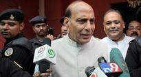 Don't try to be an Englishman, be an Indian first: Rajnath Singh