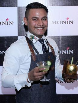 Gurgaon-based bartender wins ticket to Paris