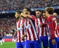 Atletico Madrid beats Bayren Munich 1-0 at Champions League