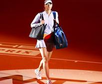 Sharapova to return in July for World Team Tennis