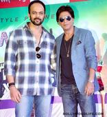 Shah Rukh Khan and Rohit Shetty's next film SHELVED coz of their ugly FIGHT!