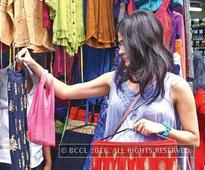 For modern garba buys, head to Janpath; Lajpat Nagar for traditional wear