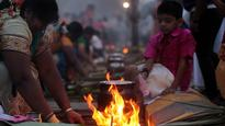 Tamilians come together to celebrate Pongal in Dharavi