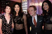 Pics: Pooja Batra meets Cersei, Theon Greyjoy at Game of Thrones bash