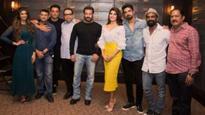 Salman Khan reveals the full-fledged cast of Race 3