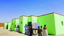 Qatar Charity builds 25 housing units in Mauritania