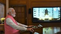 'Sabka Saath Sabka Vikas': PM Modi lauds ISRO after South Asia Satellite launch, SAARC leaders thank India