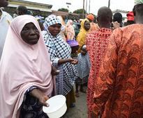 UN takes food aid to starving Nigerians