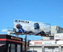 Did this X-Men: Apocalypse billboard go too far? Fox says sorry