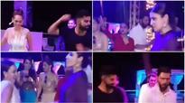 Watch: Anushka and Virat dance into everyone's hearts at Yuvraj's wedding
