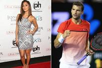 Sports stars who have dated celebrities