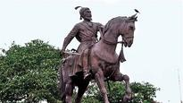Tension grips Goa's Valpoi town over erecting statue of Shivaji