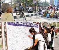 Justice demanded for Jorhat girl