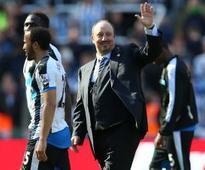 Rafa Benitez to stay at Newcastle