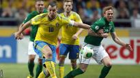 Sweden 0-0 Republic of Ireland