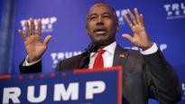 Trump picks Carson for US housing department 12hr