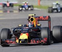 Russian Grand Prix: Multiple collisions land Kvyat in hot water