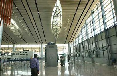 Hyderabad airport: Visa on arrival for passengers