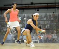 Squash queen Nicol David has it easy at SRAM invitational final