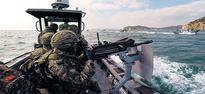 S.Korea Holds Massive Live-Fire Drill on Border Islands